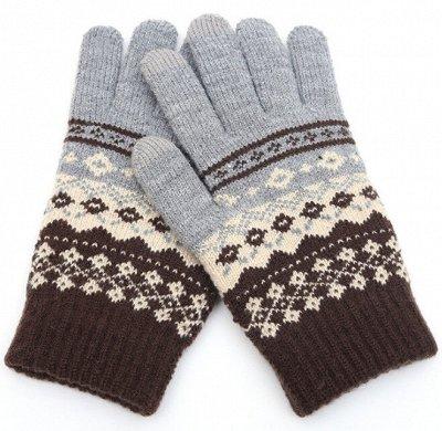 Универмаг товаров для все семьи — Перчатки женские  — Вязаные перчатки