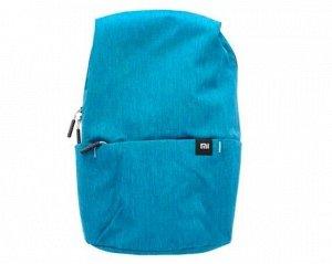Рюкзак Xiaomi Colorful Mini Backpack голубой