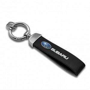 Деловой брелок для авто ключей SUBARU