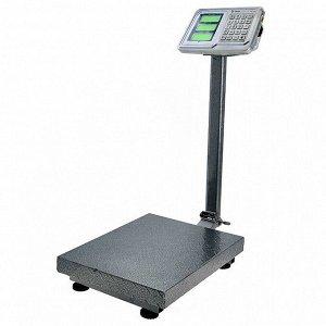 Весы электронные торговые платформенные напольные Delta до 300 кг ТВП1-300С