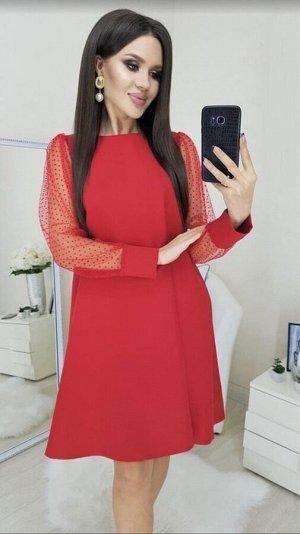 Платье Ткань барби