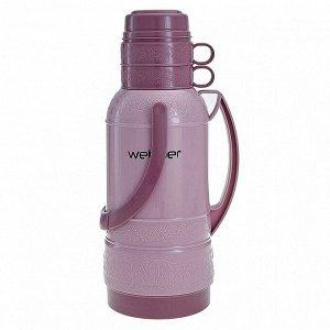 Термос 3,2 л Webber 25032/5 бежево-розовый