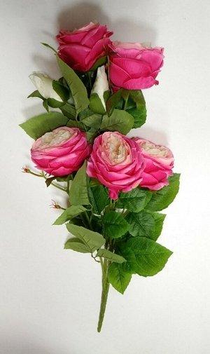 Роза пионовидная, букет