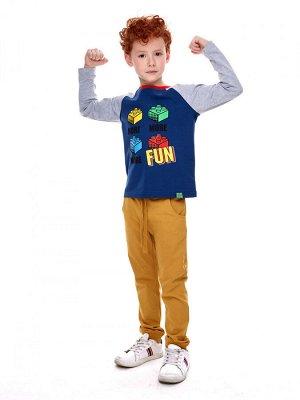 Футболка для мальчика(лонгслив)