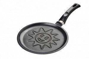 Сковорода блинная (солнце),  d=24, 6224сл