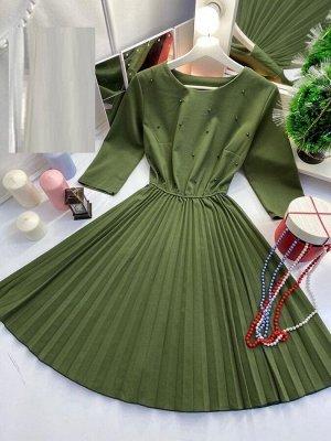 Платье Ткань  креп