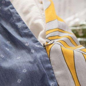 Комплект постельного белья Люкс-Сатин на резинке AR198