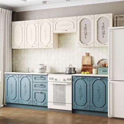 Мебель для детской ФЬЮЖН. Светлая, свежая, современная — Кухонные гарнитуры — Кухня