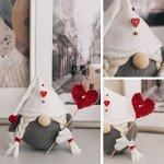 Интерьерная кукла «Гномик Астрид», набор для шитья 21 ? 0.5 ? 29.7 см