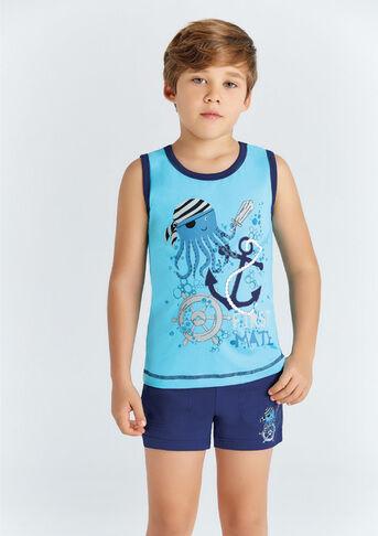 Белье BAYKAR и DONELLA для мальчиков и девочек — Пижамы для мальчиков
