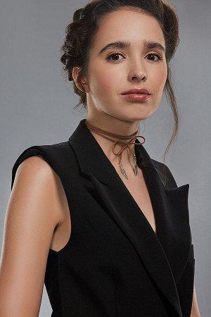 Чокер Прекрасная Алита с подвеской #202861