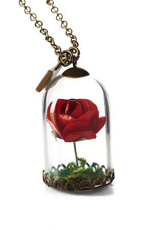 Колье Капризная роза #197884