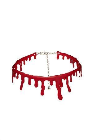 """Чокер """"Кровавая Мэри"""" #191309"""