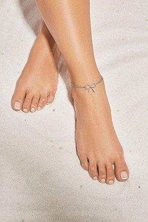 "Браслет на ногу ""Тайна Анк-Су-Намун"" #201266"