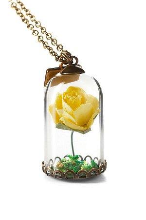 Колье Капризная Роза #187377