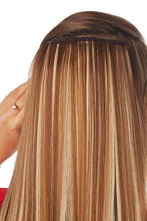 """Волосы-тресс """"Голливуд"""" #196798"""