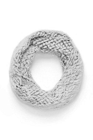 Меховый шарф Полночь в Париже #196744