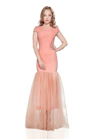 Вечернее платье макси #193822