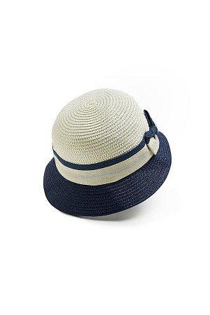 Плетеная шляпка Теплые Пески Бора Бора в винтажном стиле #196563