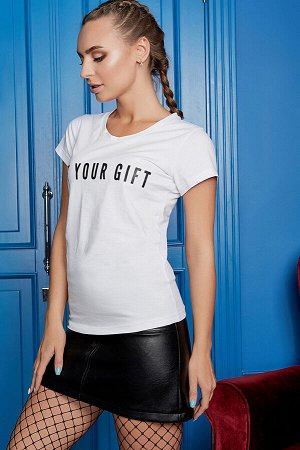 Футболка Not your gift #193848