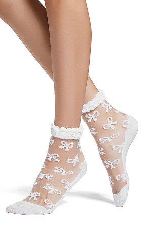 2 пары фэшн носков Пеппи Длинныйчулок #203128