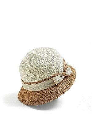 Плетеная шляпка Теплые Пески Бора Бора в винтажном стиле #195712