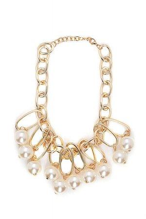 Ожерелье с жемчугом Рождение Венеры #204871