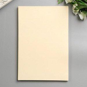 "Фоамиран ""Шёлк"" набор 10 листов, формат А4 ,1 мм"