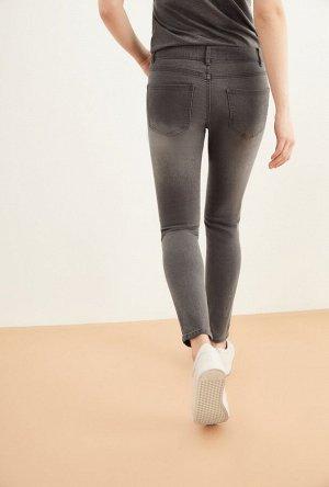 Брюки джинсовые жен. BEET серый