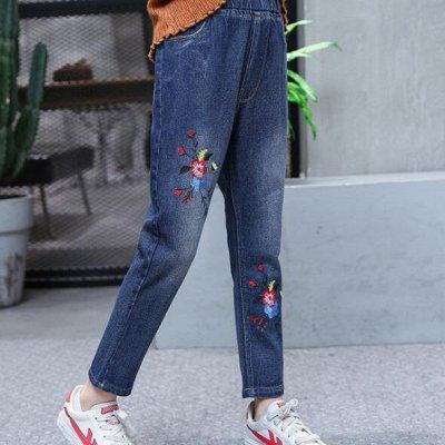 Детская одежда, обувь, аксы! Открываем сезон комбинезонов! — Теплые штаны, джинсы, брюки для девочек и мальчиков — Брюки