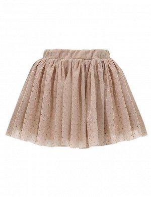 Детская юбка Miss KETMIN цв.Бежевый