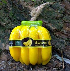"""Мыло для тела Thai Kinaree декоративное натуральное """"Бананчики"""" 100 гр"""