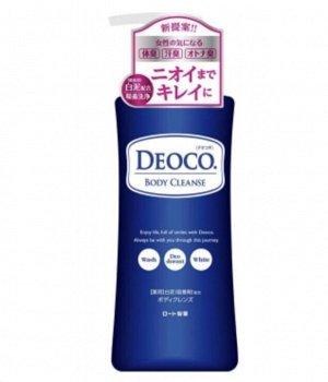 Гель для душа против возрастного запаха Deoco Rohto 350мл