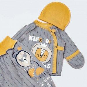 Комплект Мой Малыш интерлок для малыша
