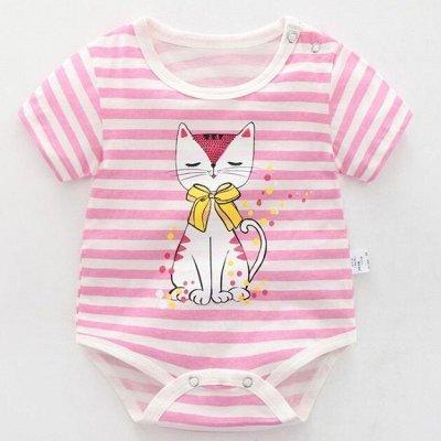 Детская одежда, обувь, аксессуары! Классные пижамы 100% ХБ — Одежда для малышей. Девочки. УЦЕНИЛИ ВСЁ! — Боди и песочники