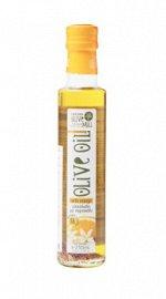 Масло оливковое Extra Virgin с апельсином CRETAN MILL нерафинированное