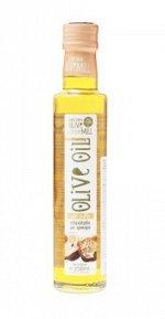 Масло оливковое Extra Virgin с трюфелем CRETAN MILL нерафинированное