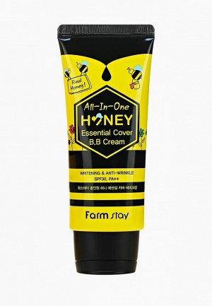 Farm Stay  Foam Cleansing Honey Пенка