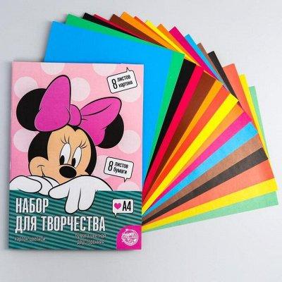МиллиON канцтоваров — в школу, офис и домой — Цветная бумага
