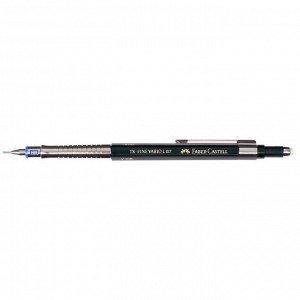 Карандаш механический профессиональный 0.7 мм Faber-Castell TK®-FINE VARIO L