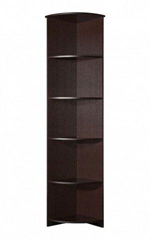 Угловое завершение Эрика 350x526x2200 венге