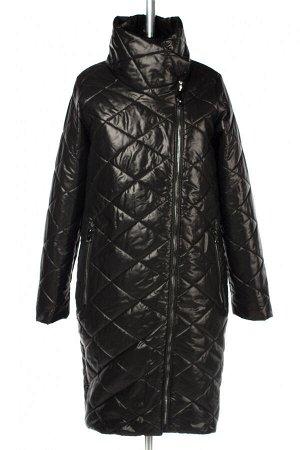 04-2678 Куртка демисезонная (Синтепон 150) Плащевка черный