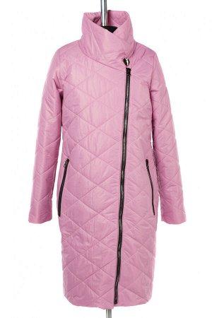 04-2675 Куртка демисезонная (Синтепон 150) Плащевка розово-сиреневый