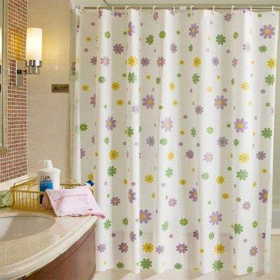 Организация хранения — Шторки для ванной комнаты