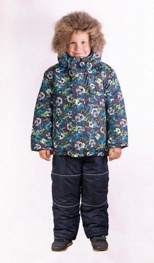 Зимний костюм Сноубой-1
