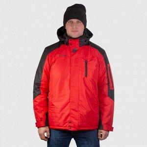 Куртка , красный