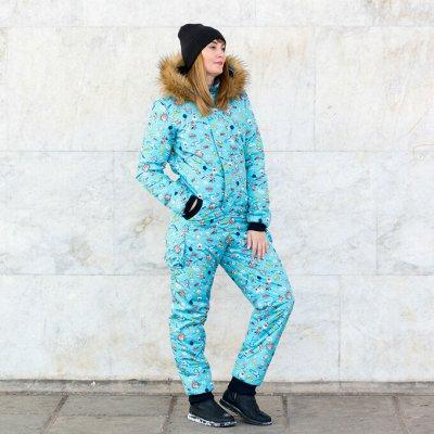 SPORTSOLO  - классные костюмы для всех! 💥💥💥 — Женская одежда, Комбинезоны зимние слитные — Спорт и отдых