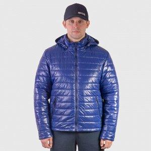 Куртка Куртка выполнена из стеганой плащевой ткани (ткань Милан ВО). Модель прямого кроя, утеплитель изософт 130г, цвет синий. Преимущества:. Водоотталкивающая ткань (милан ВО) обеспечивает комфорт. У