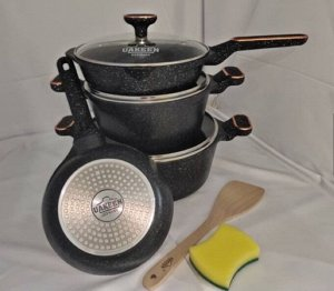 Набор кухонной посуды UAKEEN