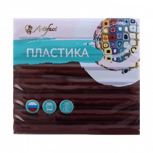 Пластика - полимерная глина 56г классический Шоколад